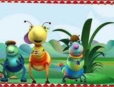 Big Bugs Band – Bu Rap, BabyTV